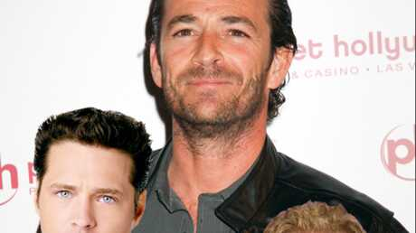 Beverly Hills: Luke Perry reste le préféré