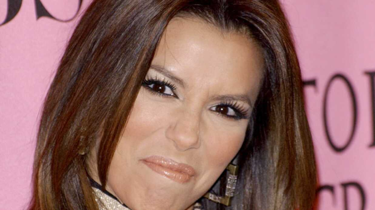 Eva Longoria refuse la lingerie trop sexy