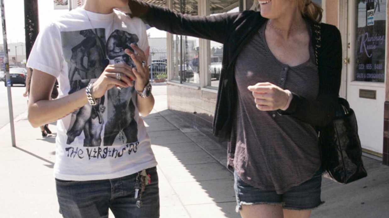 Lindsay Lohan et Samantha Ronson pourraient se marier
