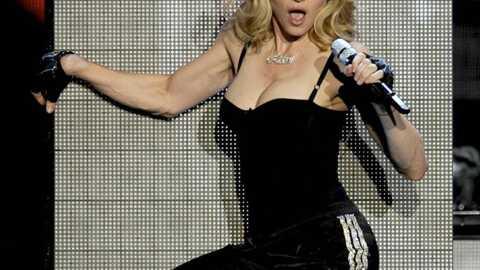 Madonna s'est blessée à la cheville
