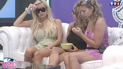 Secret Story 3 : Angie craque