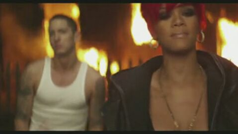 VIDEO Le clip d'Eminem et Rihanna avec Megan Fox