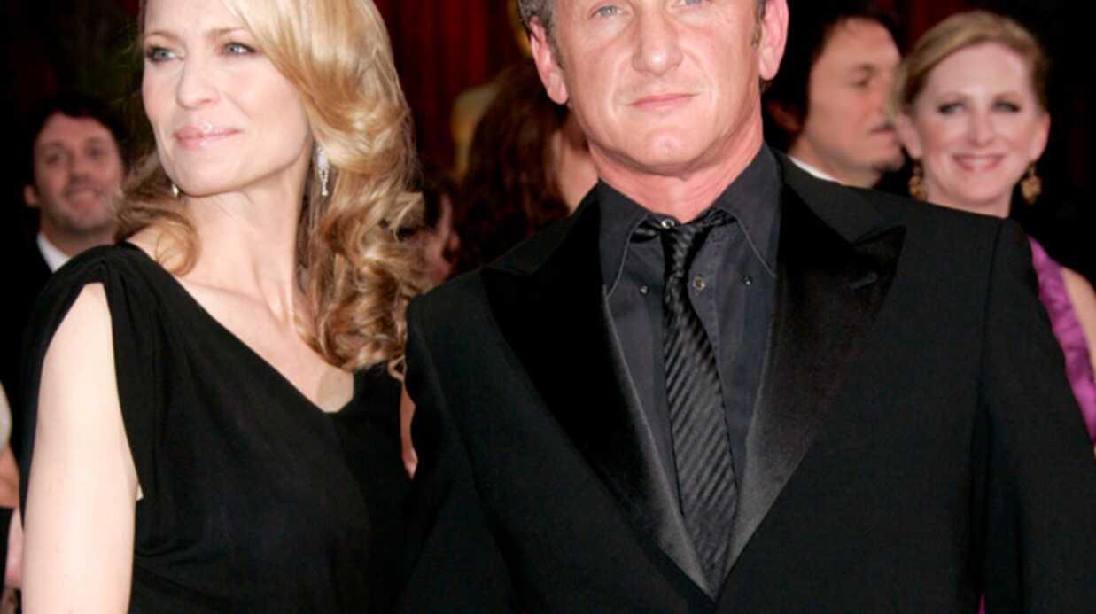 Sean Penn et Robin Wright officiellement divorcés
