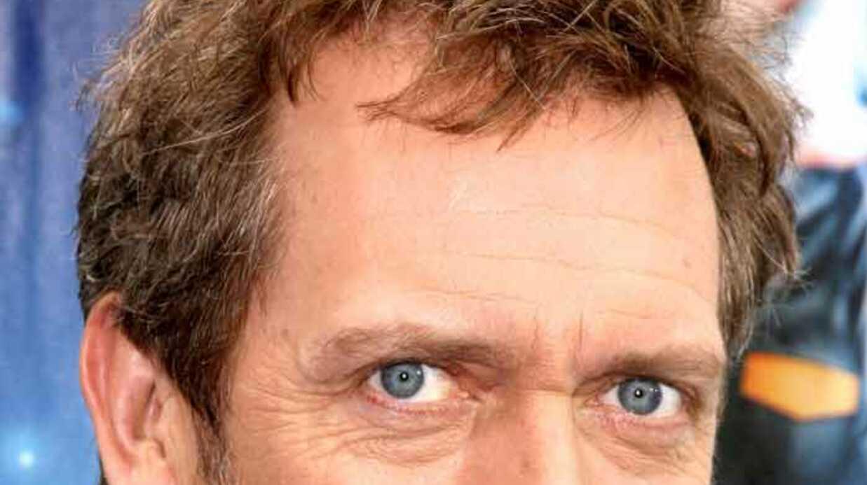 Hugh Laurie: interview du Docteur House
