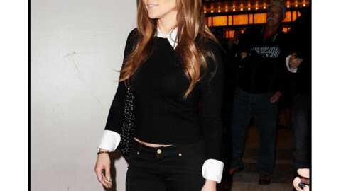 LOOK Jennifer Lopez sobre et casual, ça fait du bien!