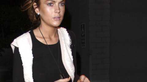 Lindsay Lohan: interdite d'entrée à la soirée Ronson