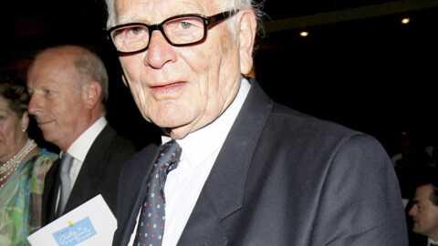 Pierre Cardin: le célèbre couturier hospitalisé
