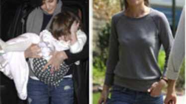 Grosse ou enceinte?