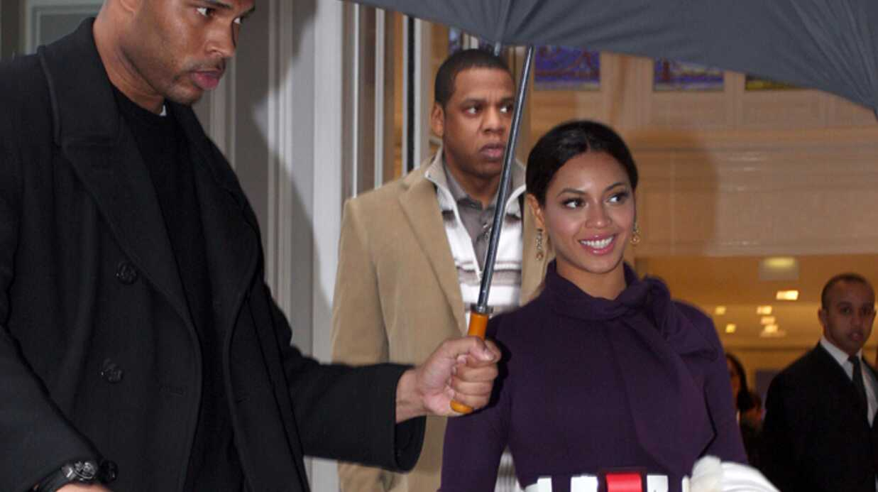 Beyonce & Jay-Z Happy anniversaire