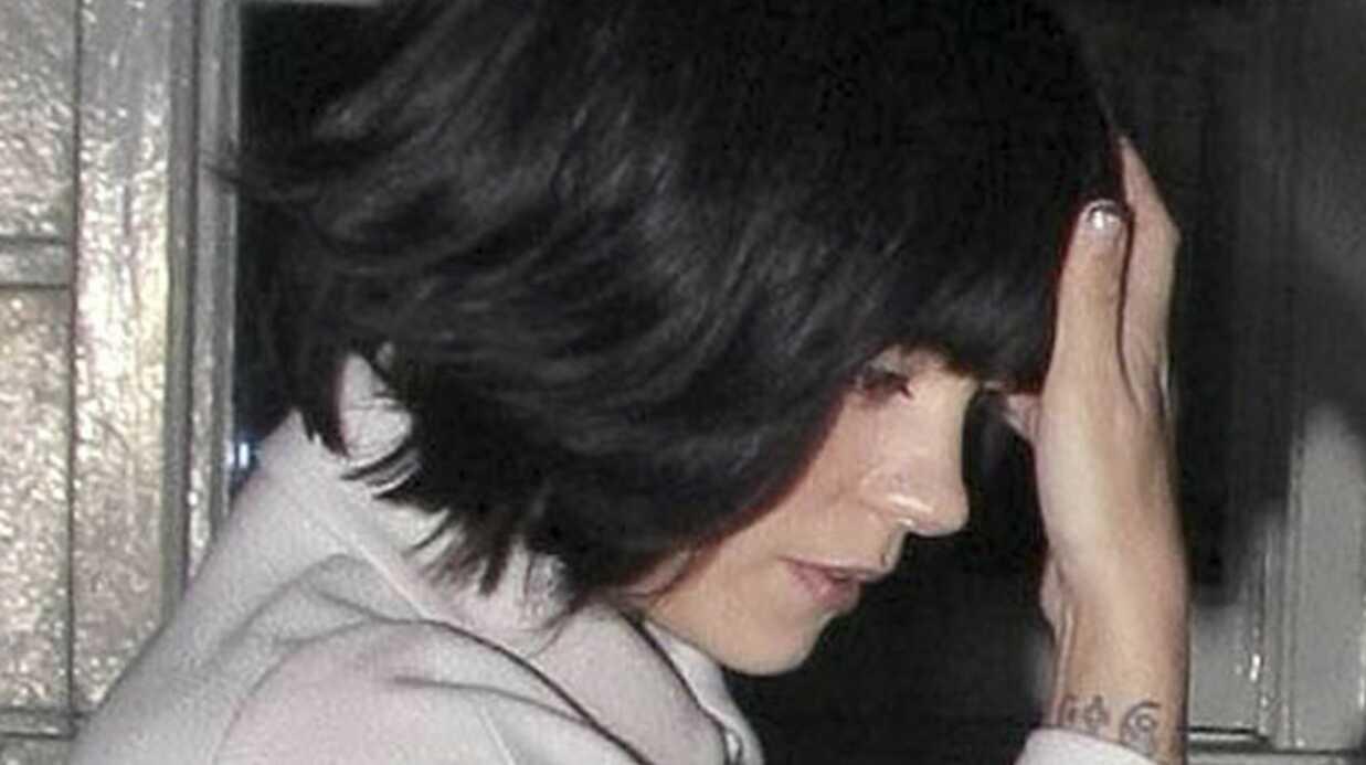Lily Allen: première apparition publique depuis sa fausse-couche