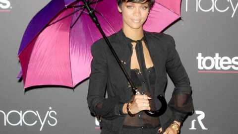 Rihanna Elle lance ses «umbrellas»