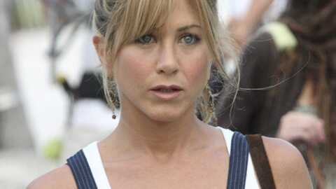 Jennifer Aniston: effondrée à cause d'un cheveu blanc