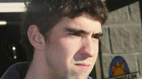 Michael Phelps: double peine