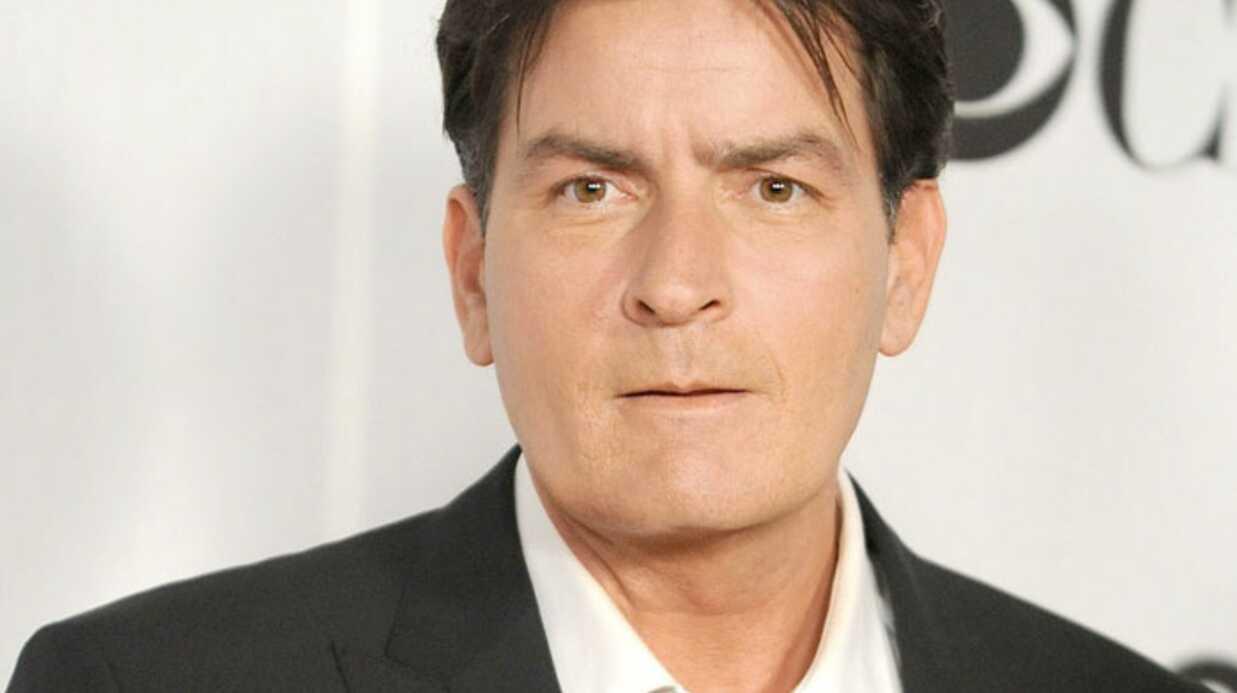 Charlie Sheen: sa voiture retrouvée dans un ravin