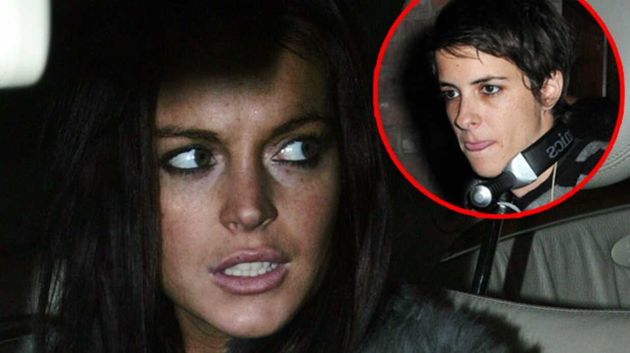 Lindsay Lohan: grosse dispute avec Samantha Ronson