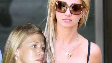 Britney Spears jalouse de la compagne de Kevin Federline