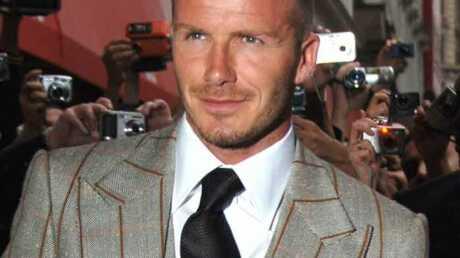 David Beckham réclamerait 500.000 euros pour une interview