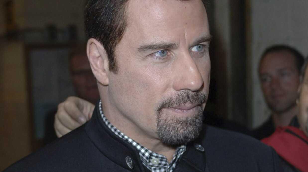 John Travolta a ramené Jett aux Etats-Unis