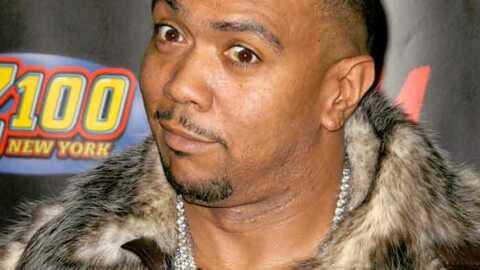 Timbaland: son fleuriste l'attaque pour factures impayées