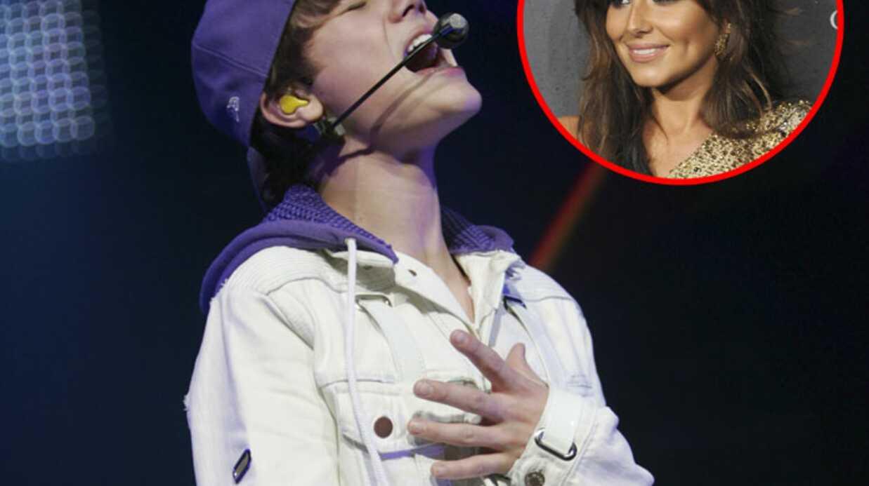 Justin Bieber milite pour que Cheryl Cole joue dans Glee