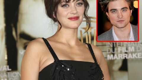 Marion Cotillard – Robert Pattinson: ensemble