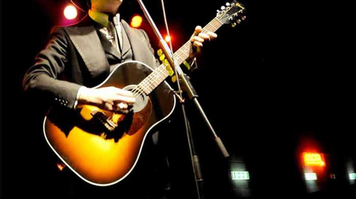 Pete Doherty: Billie jean en hommage à Michael Jackson