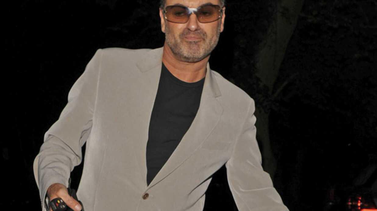George Michael: encore un accident de voiture!