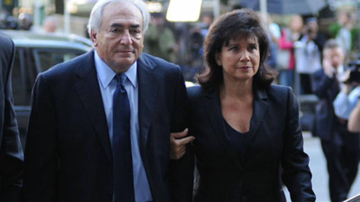 Domi­nique Strauss-Kahn a plaidé non coupable