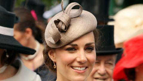Kate Middleton: son premier baiser avec une fille