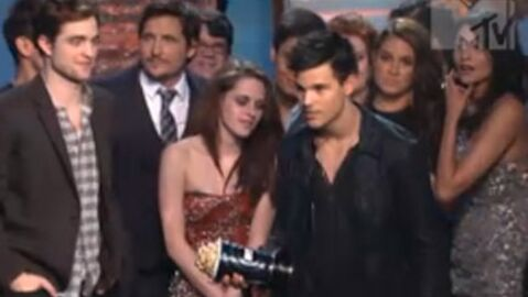 MTV Movie Awards 2011 : le palmarès complet