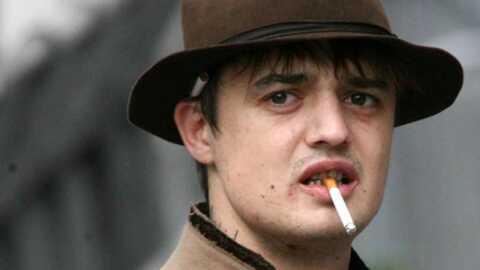 Pete Doherty Libéré ce matin!