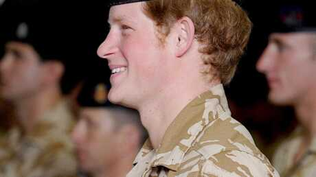 Prince Harry Epinglé !