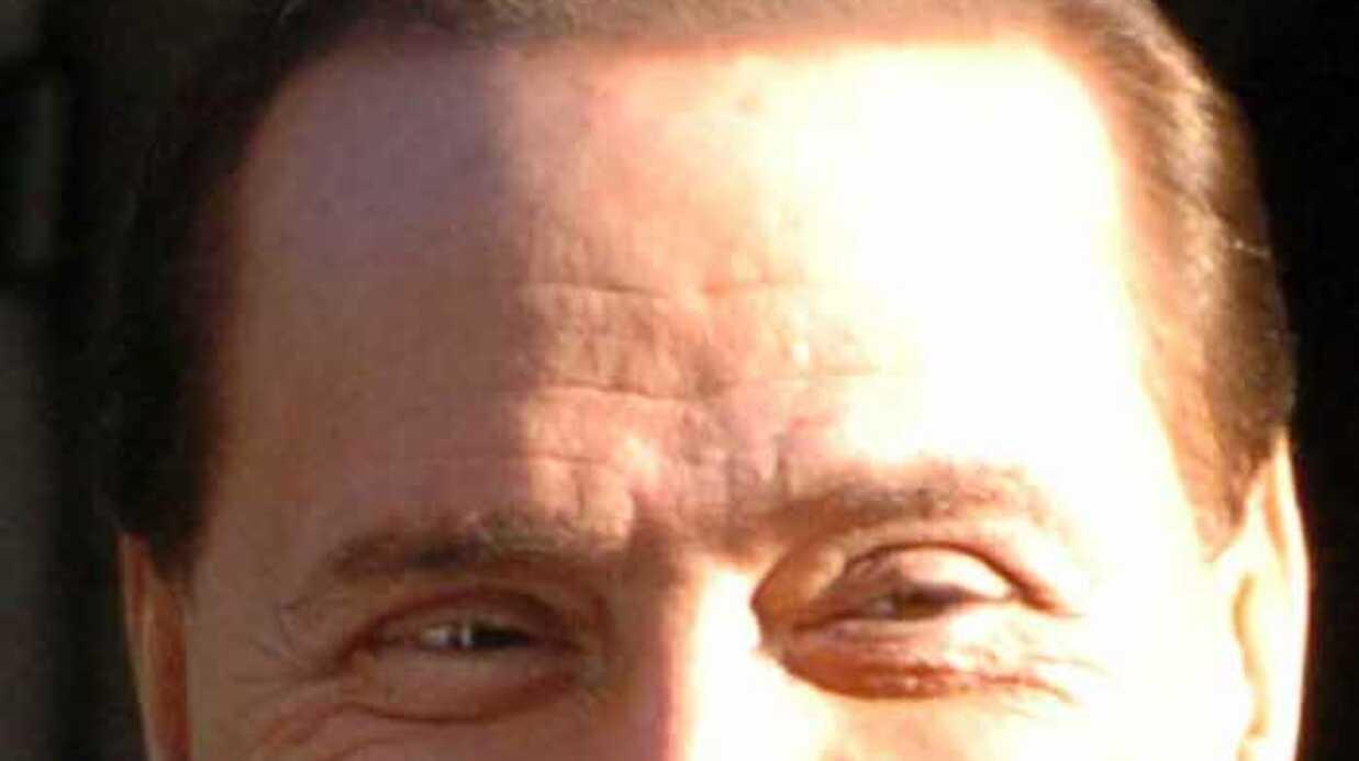 Silvio Berlusconi dans un talk show pour s'expliquer