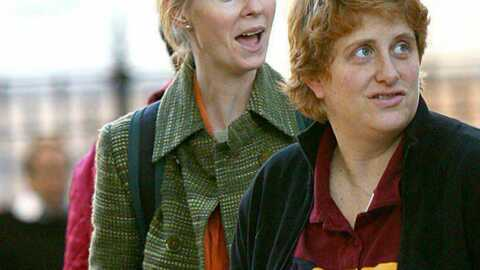 Cynthia Nixon Coming-out officiel