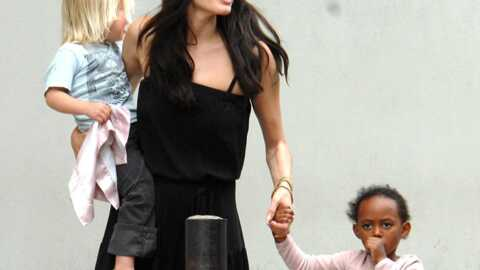 Angelina Jolie : confessions d'une maman