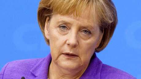 Angela Merkel était au sauna pour la chute du Mur de Berlin