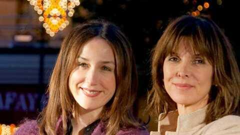 Elsa Zylberstein et Tina Kieffer illuminent les Galeries Lafayette