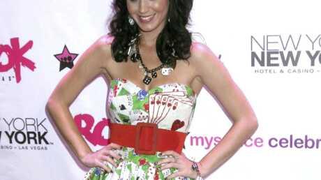 Katy Perry sera toujours provocante