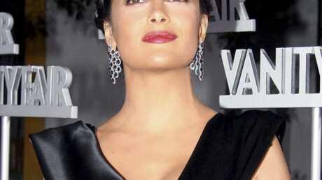 Salma Hayek: accro à l'allaitement de sa fille Valentina