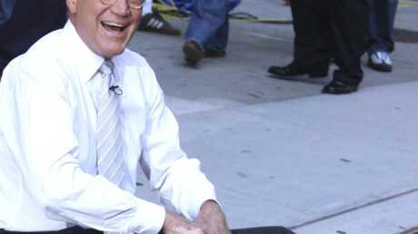 David Letterman: des excuses publiques à sa femme