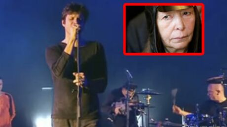 VIDEO Bertrand Cantat en studio avec Brigitte Fontaine