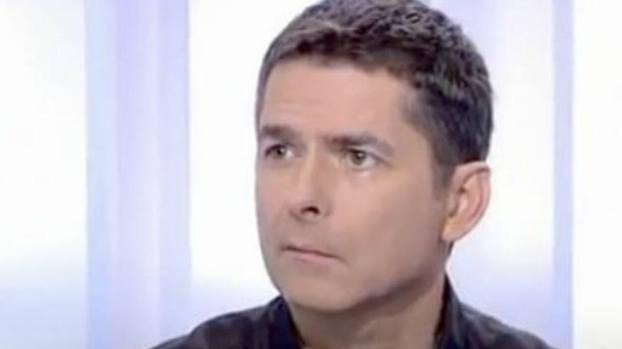 Thierry Guerrier, paralysé du visage, se fait opérer du cerveau