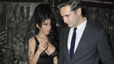 Amy Winehouse s'est séparée de Reg Traviss