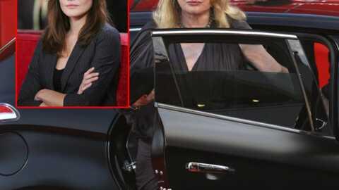 Carla Bruni clashée par Catherine Deneuve