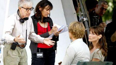 Carla Bruni: virée en douce par Woody Allen?