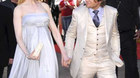 Nicole Kidman et Keith Urban à Sydney avec Sunday Rose