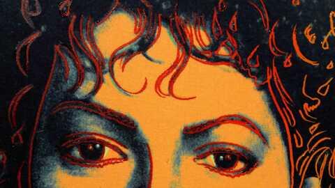 Michael Jackson: son portrait par Andy Warhol aux enchères