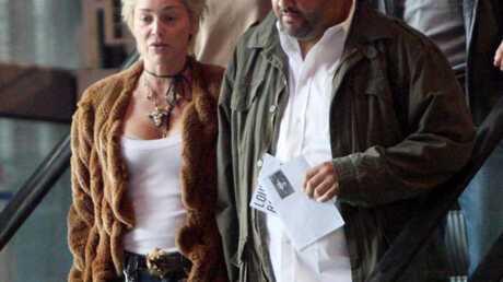 Sharon Stone Ce n'est vraiment pas son mec!