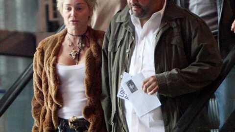Sharon Stone La confirmation
