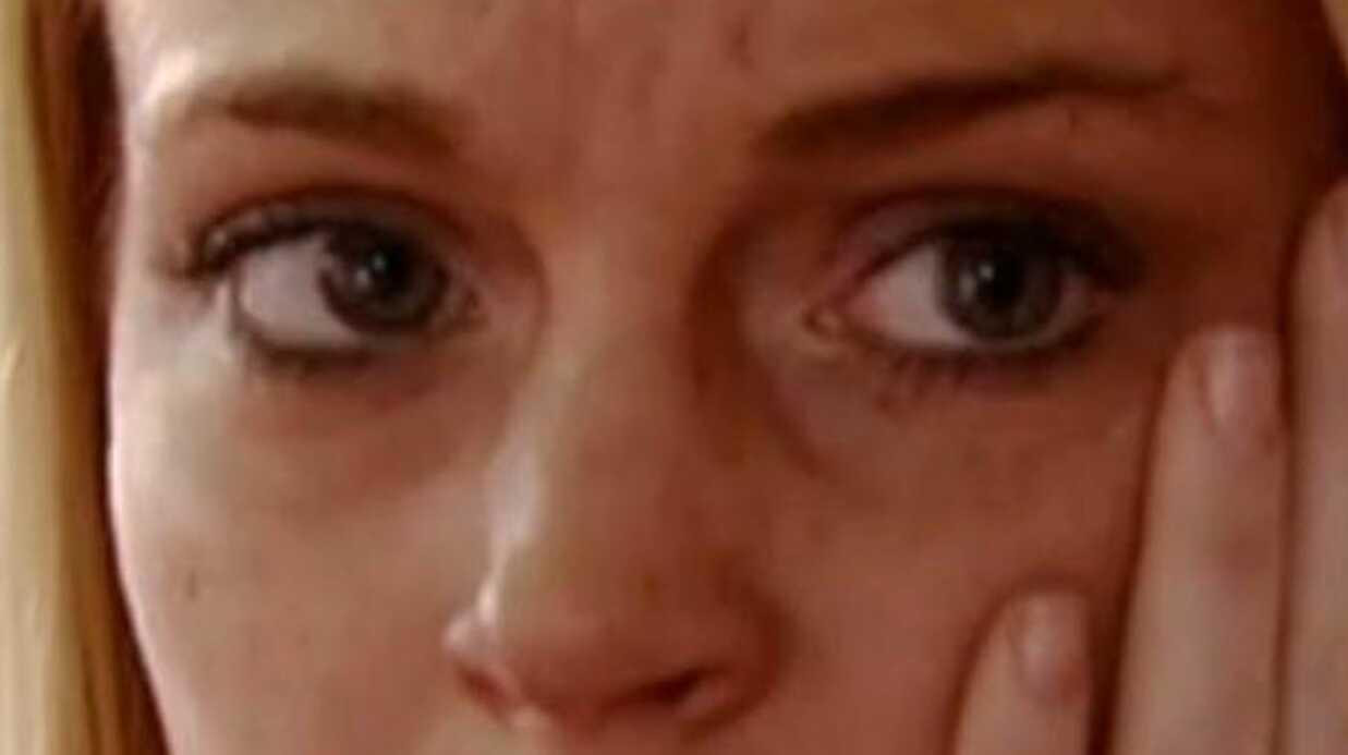 Lindsay Lohan ridée à 23 ans